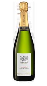 brut zero champagne vazart coquart