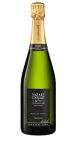 Brut réserve champagne vazart coquart