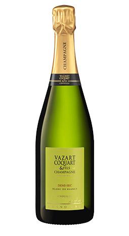 demi-sec champagne vazart coquart