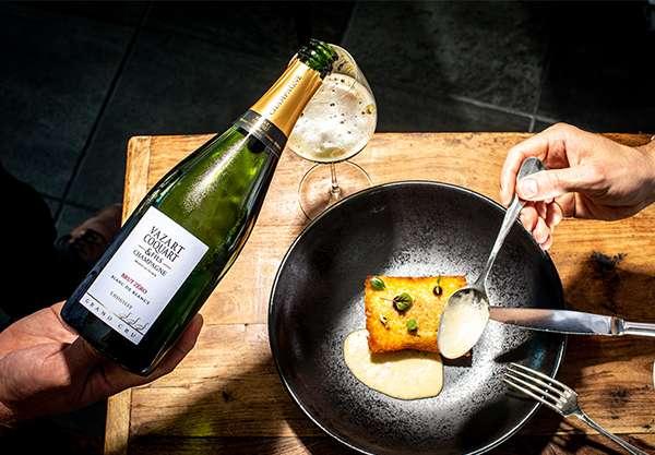 assemblage champagnes non millésimé