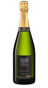 Non-vintage Vazart-Coquart Chouilly Grand Cru Brut-reserve champagne