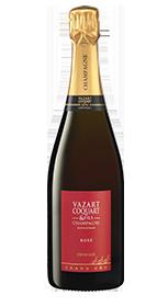 Vazart-Coquart Chouilly Grand Cru Brut Rosé champagne