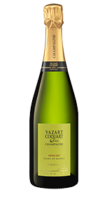 Non-Vintage Vazart-Coquart Chouilly Grand Cru medium-dry champagne