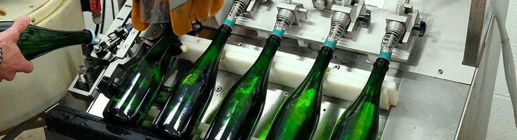 champagne Disgorging