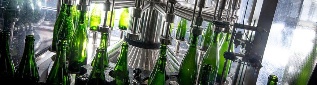 champagne Racking